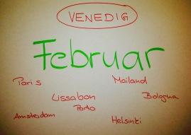 Februar Plan