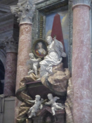 Christine von Schweden, die als Königin abdankte und zum katholischen Glauben konvertierte