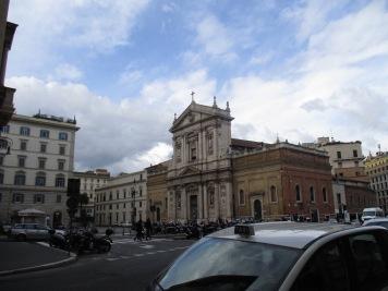 Chiesa di Santa Susanna alle Terme di Diocleziano