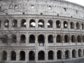 Eines der Wahrzeichen Roms