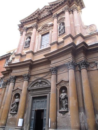 Santissima Trinità dei Pellegrini