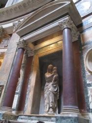 Das Grab Raffaels