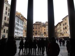 Blick auf den Piazza della Rotonda