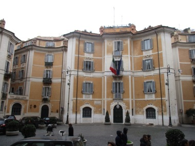 Piazza di Sant' Ignazio