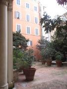 Innenhof der Accademia di San Luca