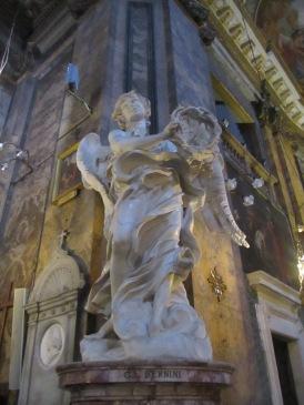 Engelsstatue mit Dornenkrone von Bernini