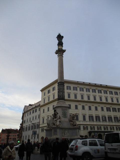 Statua dell'Immacolata Concezione