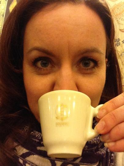 Un caffè, per favore.
