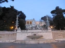 Fontana della Dea di Roma