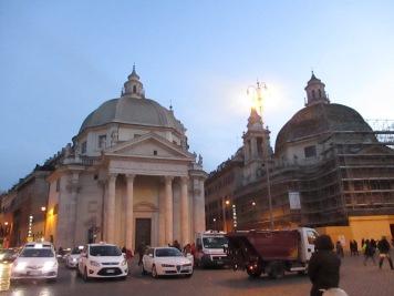 Santa Maria in Montesanto & Santa Maria dei Miracoli