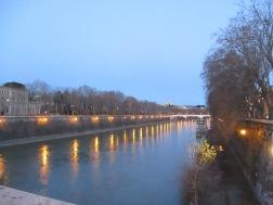 Ponte Sisto nach Norden