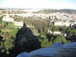 die vatikanischen Gärten