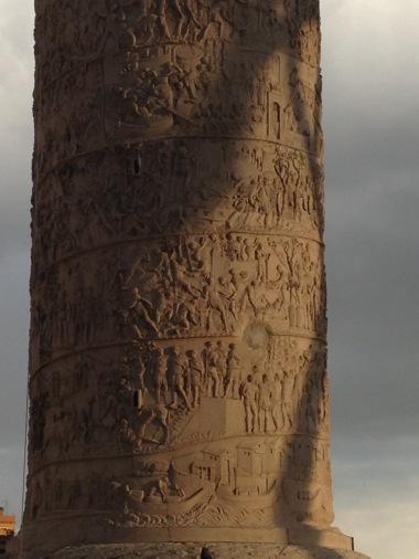 Colonna Traiana Relief