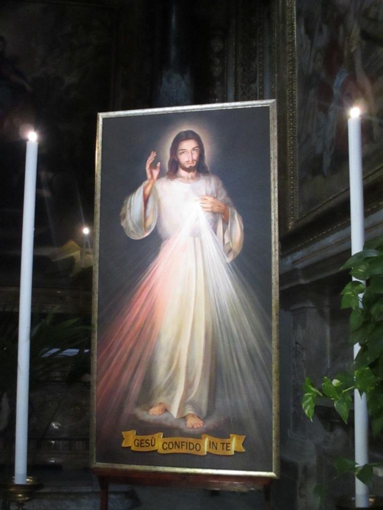 Das ist Jesus für mich. Voller Güte und Liebe