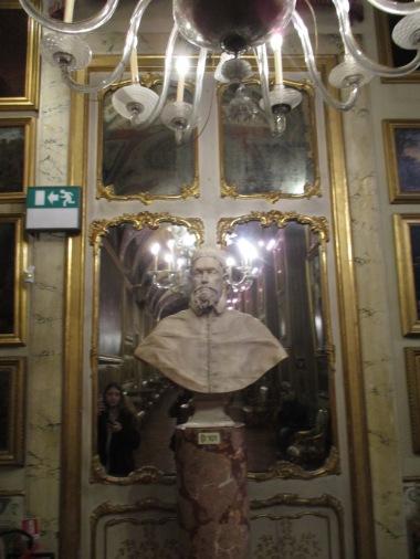Büste des Papstes Innozenz von Bernini
