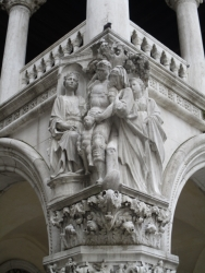 Szene des Salomon