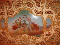 Decke der Königsloge
