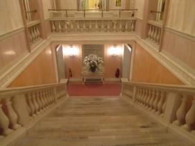 Was für eine Treppe!