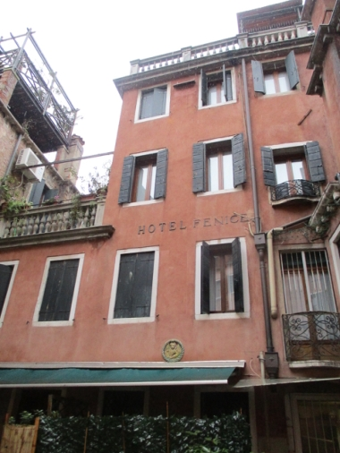 ... Hotel Fenice
