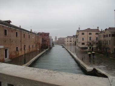 Der Canal zum Arsenal