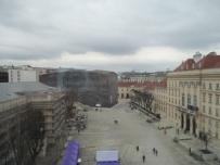 Blick insMuseums Quartier