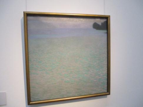 """Klimt """"Attersee"""""""