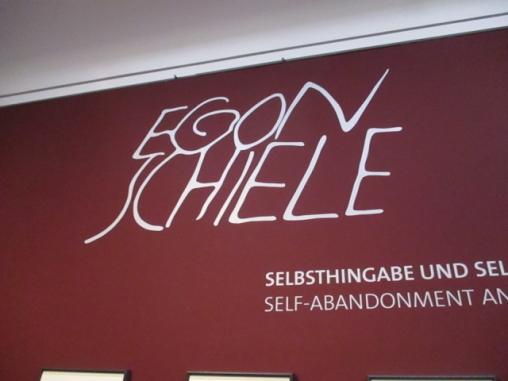 EGON SCHILE - Ausstellung