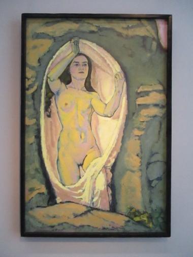 """Koloman Moser """"Venus in der Grotte"""""""