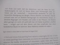 Tolles Zitat Egon Schieles