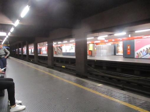 U-Bahnhof Lampugnano