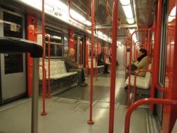 Mailänder U-Bahn