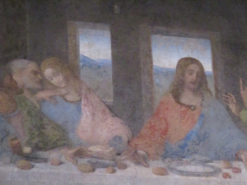 Maria Magdalena und Jesus