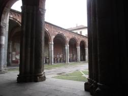 Säuleninnenhof