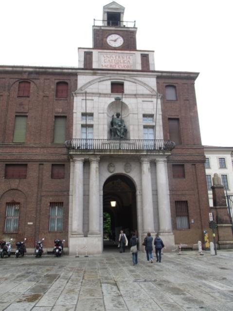 Katholische Universität Mailand