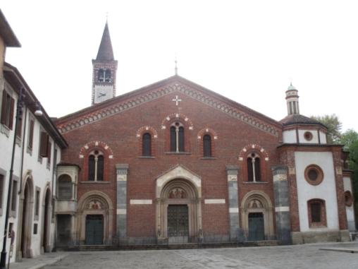 Basilica of Sant'Eustorgio