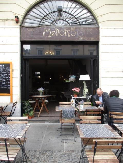 kleinen Café