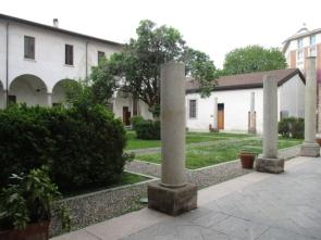 antike Säulen