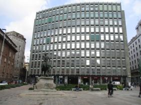 Piazza Giuseppe Missori
