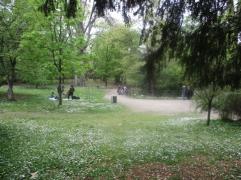 Park der Villa Reale Comunale
