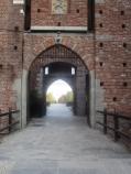 Das Tor zum Park