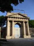 Eingang zur Arena Civica