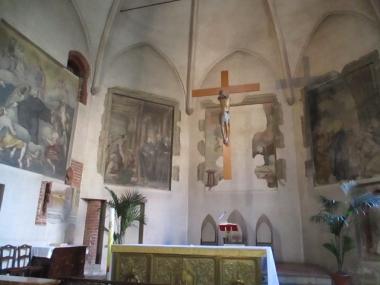 rechter Altar