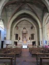 Linkes Kirchenschiff
