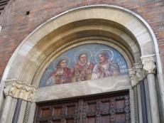 Eine der ältesten Kirchen Mailands