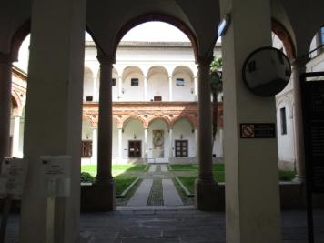 Das zugehörige Kloster