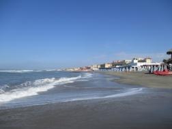 idyllischer Strand