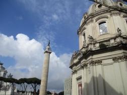 Colonna Traiana & Santa Maria di Loreto