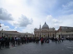 Das Zentrum der Macht des katholischen Glaubens