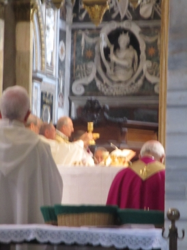Der Stellvertreter des Papsts