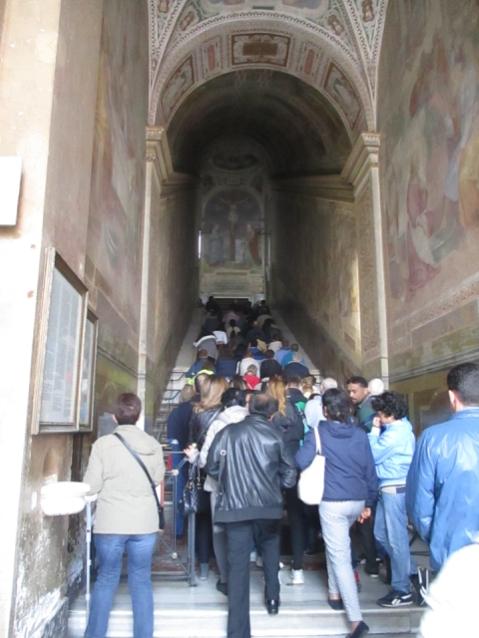 Die heiligen Stufen